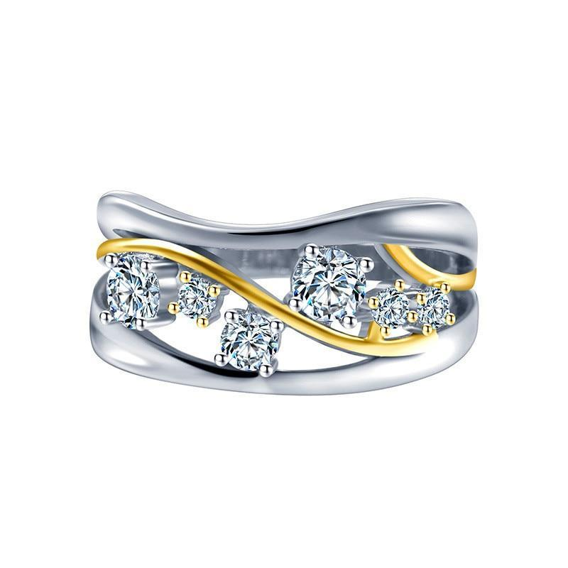 Classic Ladies Small Round Ring