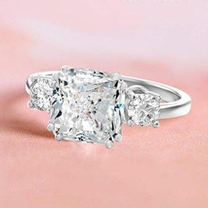 Princess And Prince Wedding Ring