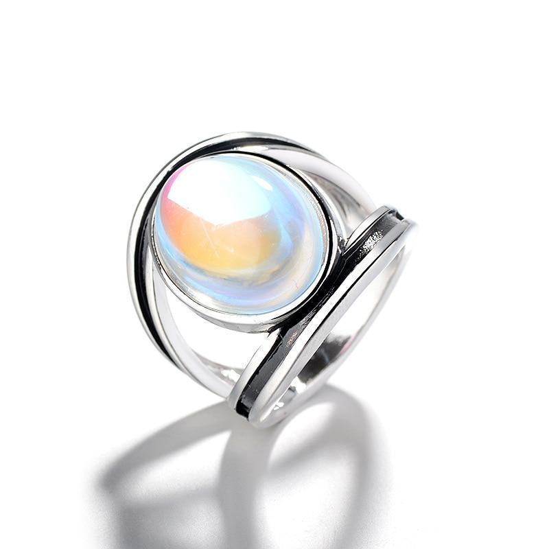 Femme Natural Moonstone Ring