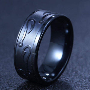 2021 Never Fade Stainless Steel Wedding Ring For Men And Women