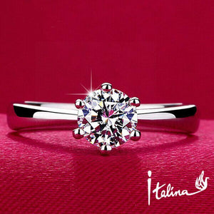 Free Jewelry - Italina Ring - Clever Clad