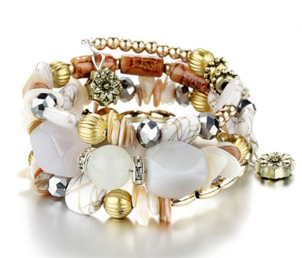 Best Selling Multi-layer Bohemian Charm Bracelet