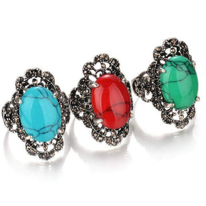 Stylish Antique Personality Ring