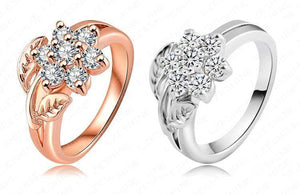 Top Rated Lucky Plant Engagement / Wedding Ring
