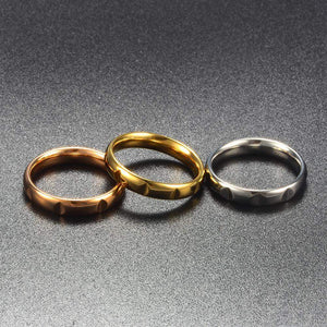 Best Selling Stylish Classic Wedding Rind Band