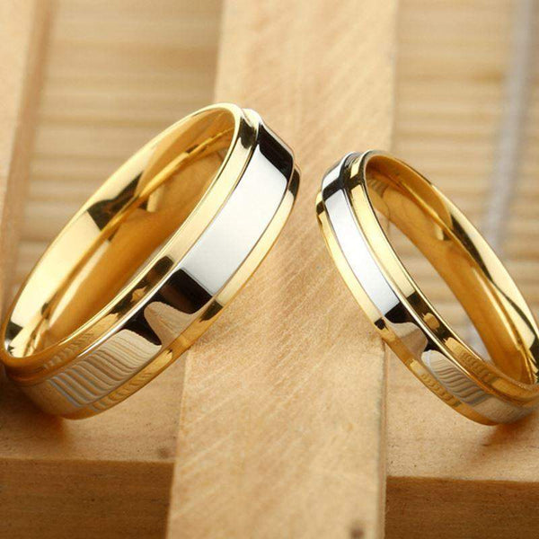 2018 Classic Eternity Love Couple Ring