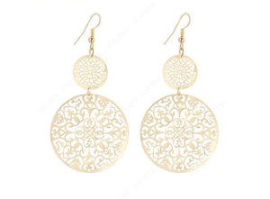 Best Selling Classic Round Dangle Earrings