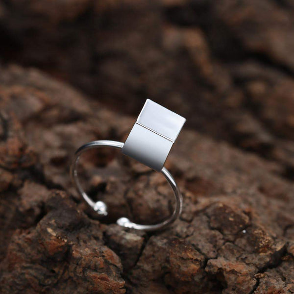 Best Selling Stylish Cubic Statement Ring