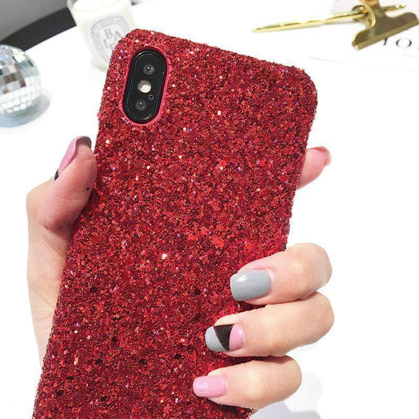2018 Flashy Luxury Cover For iPhone