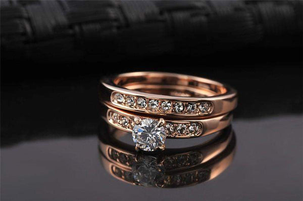 Top Rated Lovers Double Ring