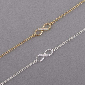 Top Selling Infinity Love Bracelet Band