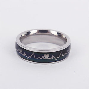 Magic Heart Mood Ring