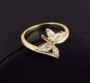 Most Sold Flower Engagement Ring Band