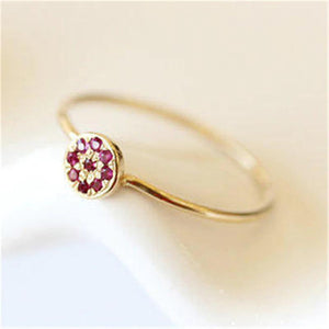Love Heart Romantic Ring