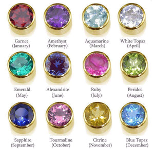 Top Selling BirthStone Earrings