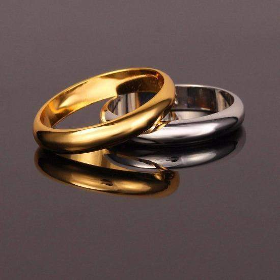 Everlasting Love Wedding Ring Set