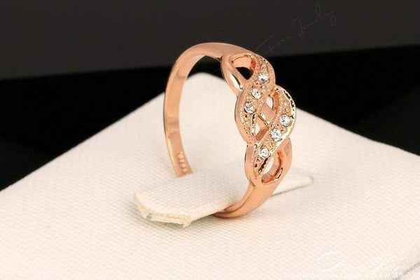 Most Wished Infinity Love Ring