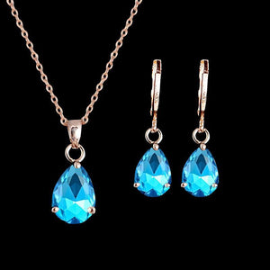 Wedding Jewelry Sets Gifts for Women