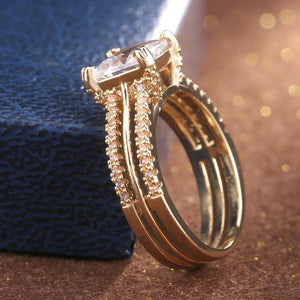 Beautiful Design Anniversary Ring