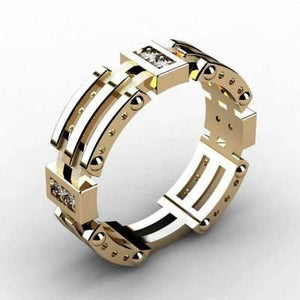 Ancient Rome Love Symbol Ring