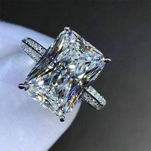 Lady Wedding Bridal Ring
