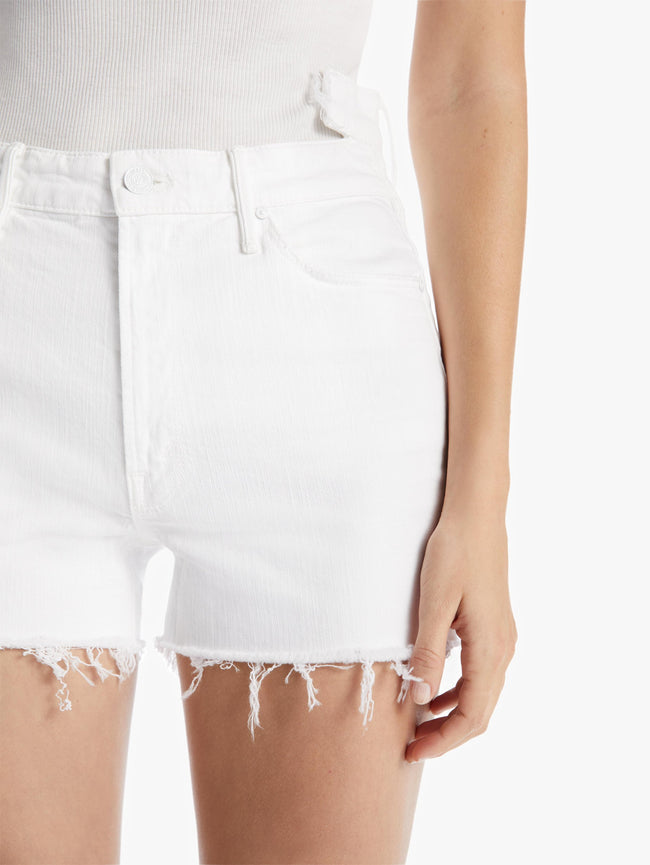 Mother The Dazzler Shift Fray Short Totally Innocent 4024-544