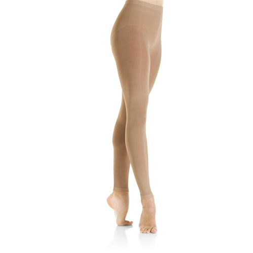 Mondor Suntan Footless Performance Tights