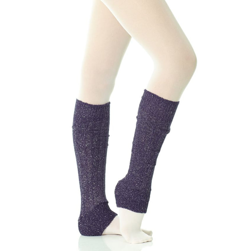 Mondor Aubergin Junior Legwarmers