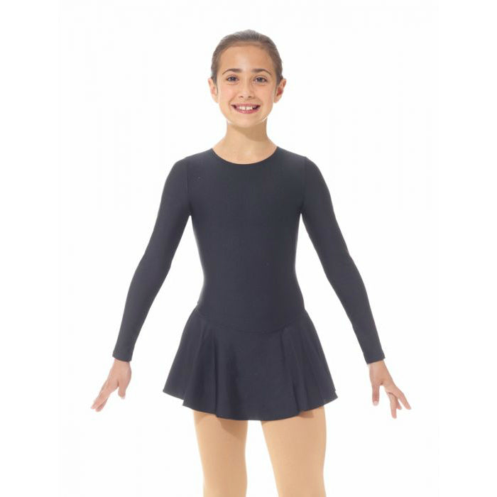 Mondor Adult Black Examination Skating Dress
