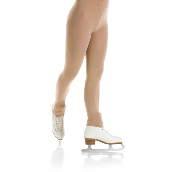 Mondor Adult Caramel Footless Natural Skating Tight