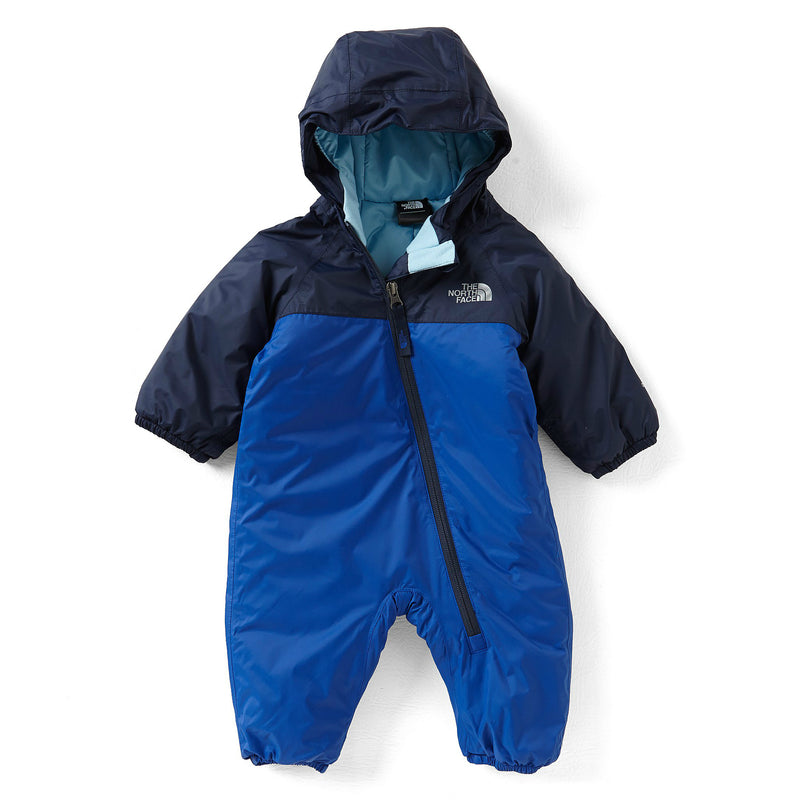 The North Face Bright Cobalt Blue Infant Insulated Tailout 1pc Suit