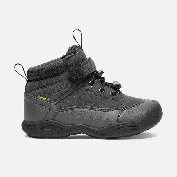 Keen Black/Raven Jasper Mid Waterproof Boot
