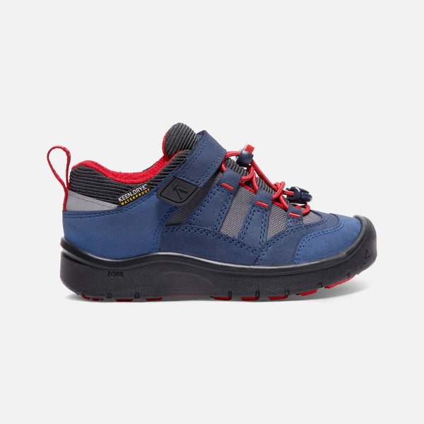 Keen Dress Blues/Fiery Red Hikeport Hiking Shoe