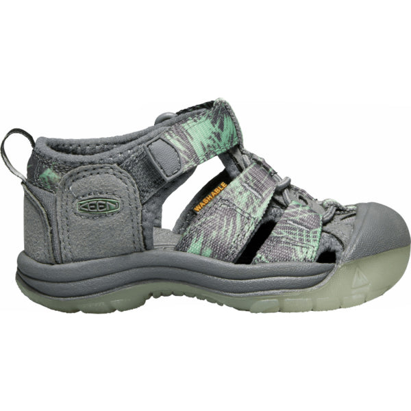 Keen Steel Grey/Glow Newport H2 Toddler Sandal