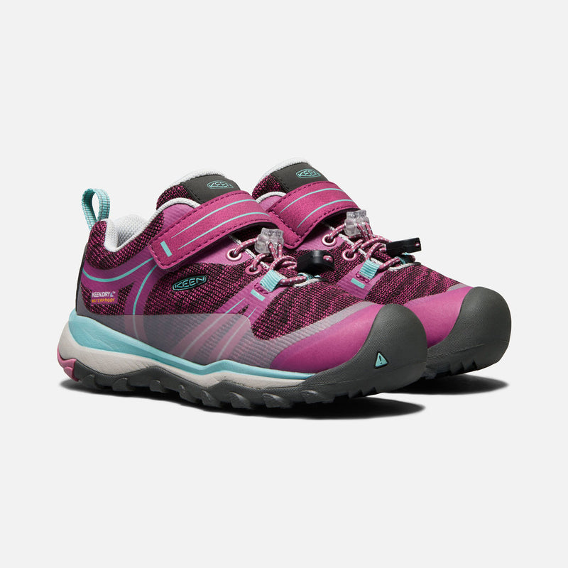 Keen Boysenberry/Red Violet Terradora Low Hiking Shoe