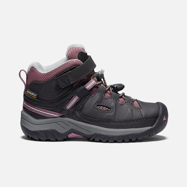 Keen Raven/Tulipwood Targhee Mid Hiking Shoe