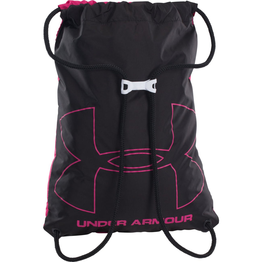 UA Tropic Pink Ozsee Sackpack