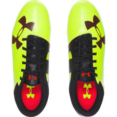 Under Armour High Visibility Yellow Spotlight Soccer Cleat
