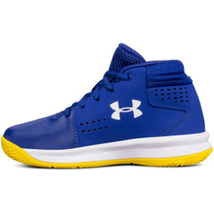 Under Armour Formation Blue/White Jet Sneaker