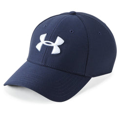 Under Armour Midnight Navy Men's Blitzing 3.0 Cap