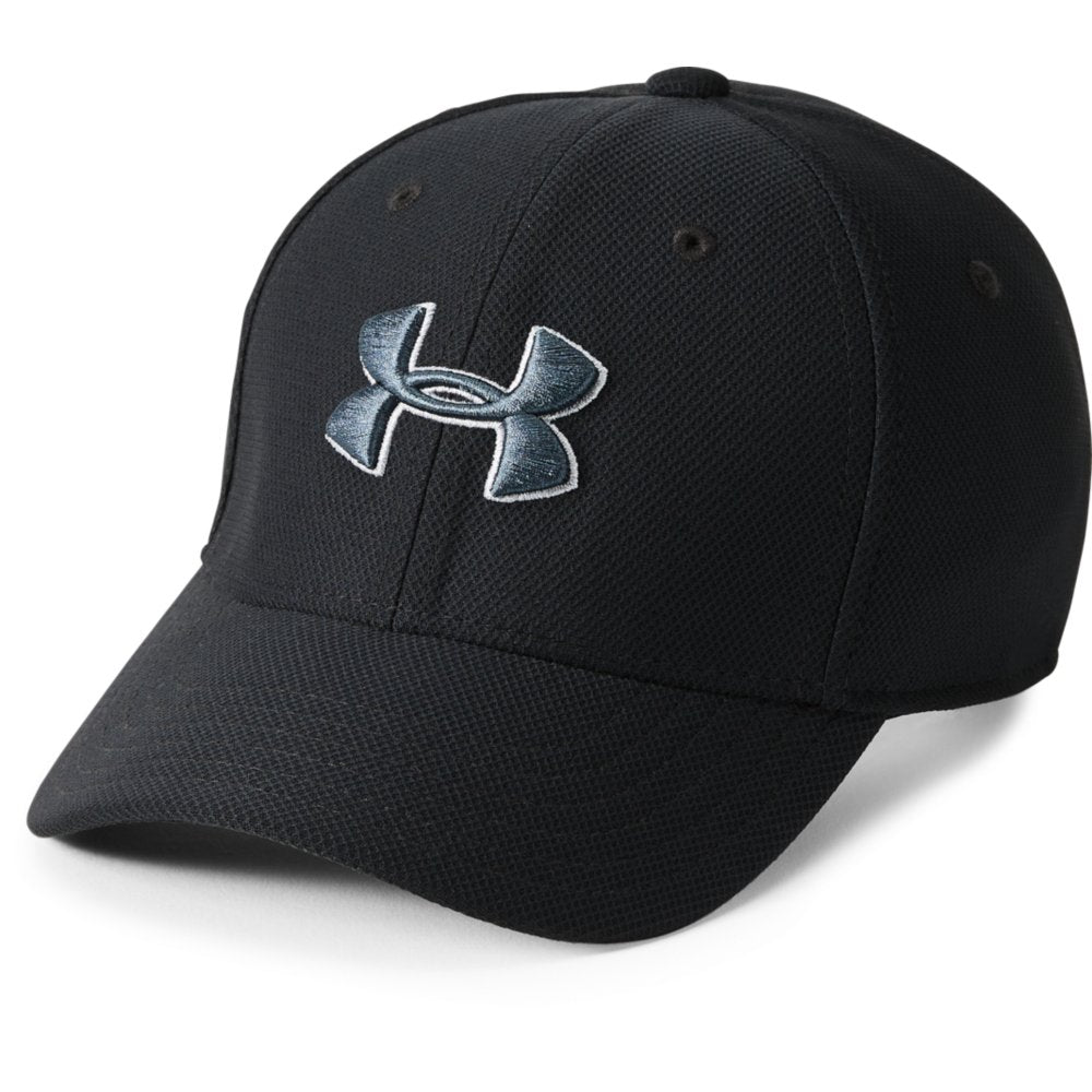 Under Armour Black/Steel/Stealth Grey Blitzing 3.0 Cap
