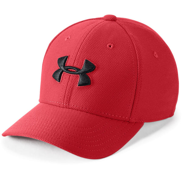 Under Armour Youth Red Blitzing 3.0 Cap