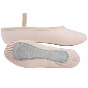 Sansha Star 14 Canvas Ballet Slippers