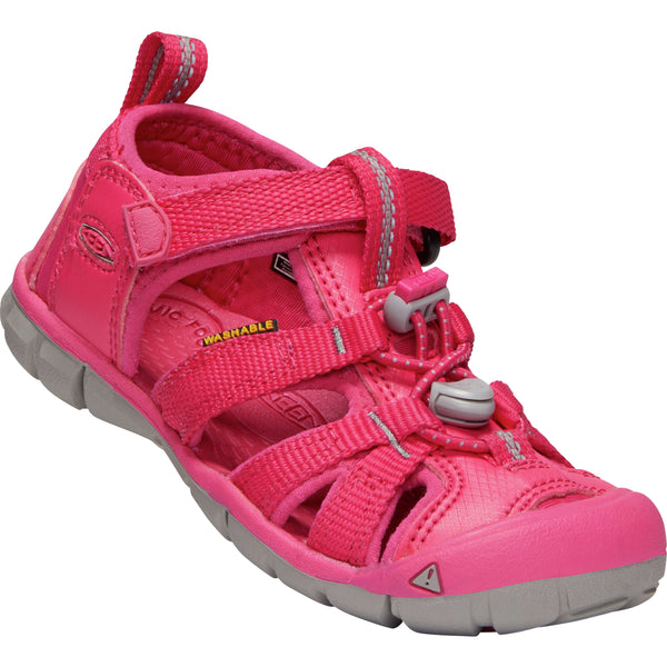 Keen Hot Pink Seacamp II CNX Little/Big Kid Sandal