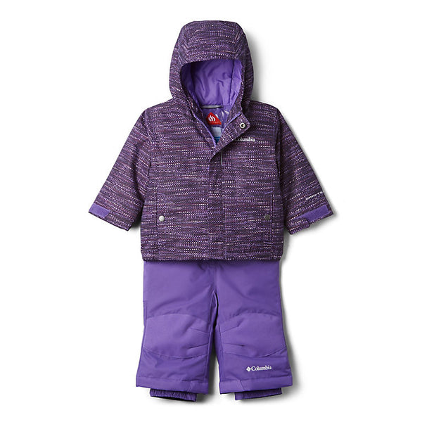 Columbia Grape Gum Tweed Buga Set