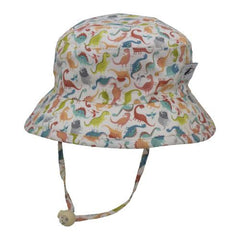 Puffin Gear Dinosaur Gathering Cotton Camp Hat