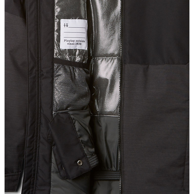 Columbia Black Heather Alpine Action II Jacket