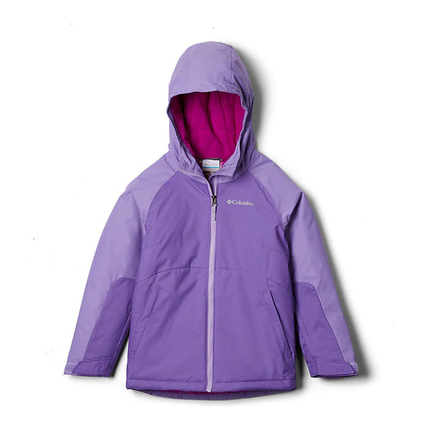 Columbia Grape Gum/Paisley Alpine Action II Jacket