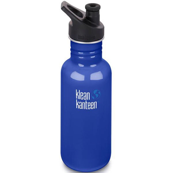 Klean Kanteen 18oz Stainless Steel Classic - Coastal Waters