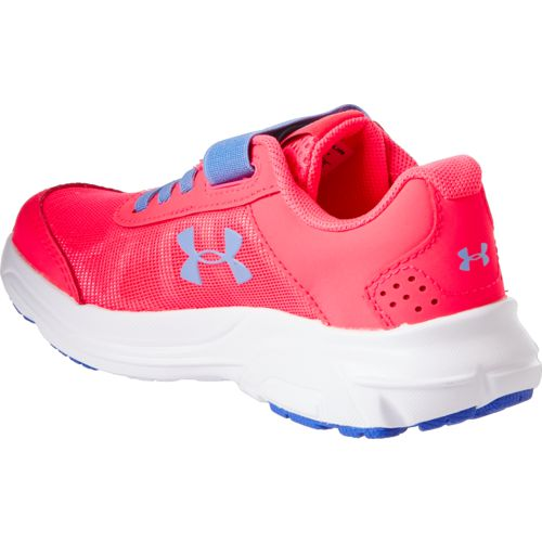 Under Armour Penta Pink/White/Talc Blue Rave 2 A/C Sneaker